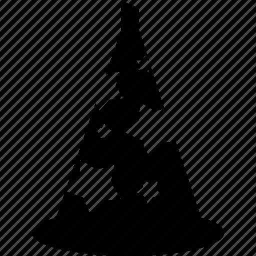 hat, magic, magical, trumpet, wizard icon