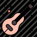 guitar, music, flamenco, acoustic, instrument