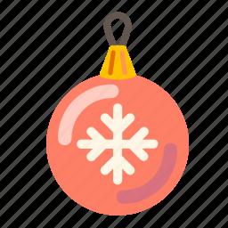 ball, celebration, christmas, christmas ball, gift, holiday, holidays, new, winter, xmas, year. holiday icon