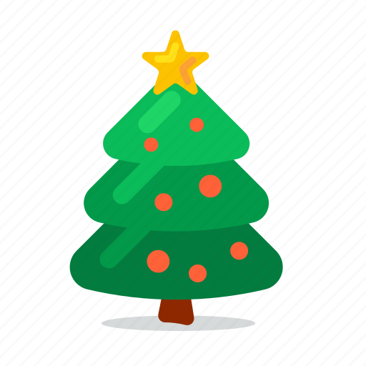 christmas, christmas tree, new, year. holiday icon