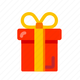 bounty, christmas, donative, gift, new, pledge, present, presentation, year. holiday icon