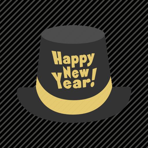 Happy New Year Hat 5