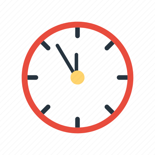clock, watch icon