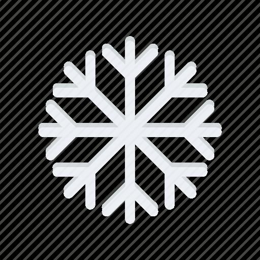christmas, cold, flake, snow, snowflakes, weather, winter icon