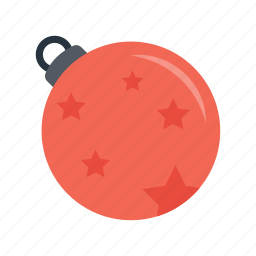 ball, bauble, celebration, holiday, newyear, ornament, ornaments icon