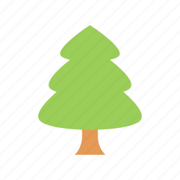 christmas, ecology, forest, garden, jungle, park, pine icon