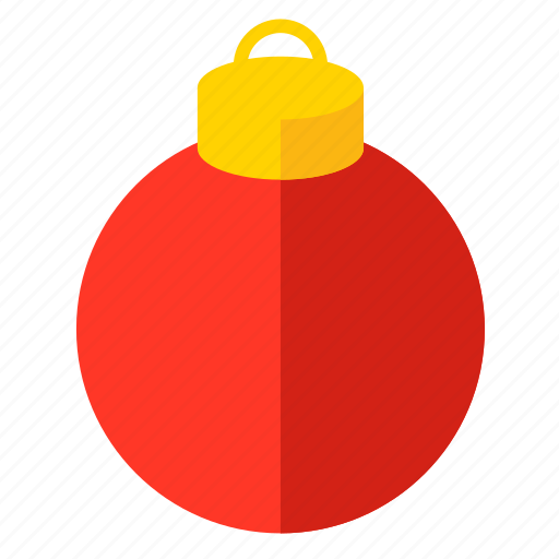 ball, christmas, gift, new year icon