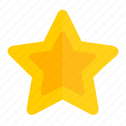 christmas, gift, new year, star icon