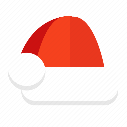 christmas, hat, new year icon