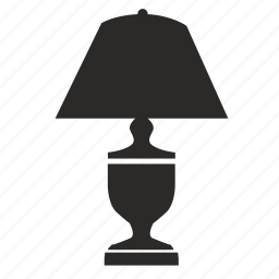 classic, home, lamp, light icon