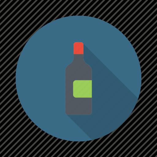 bottle, cocktail, drink, kitchen, restaurant, water icon