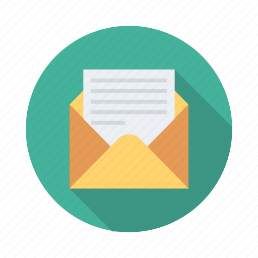 email, invitation, mail icon