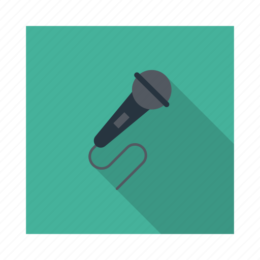 instrument, mic, microphone, musical, player, sound, volume icon