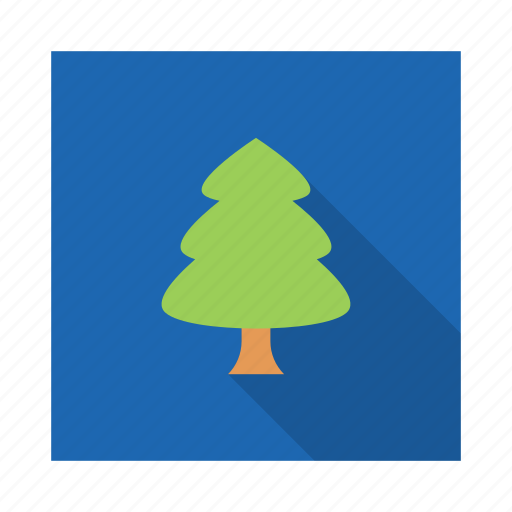 forest, ornament, pine, tree icon