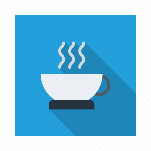 cafe, coffee, hot, kitchen, mug, shop, tea icon