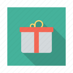birthday, box, celebration, christmas, gift, surprise icon