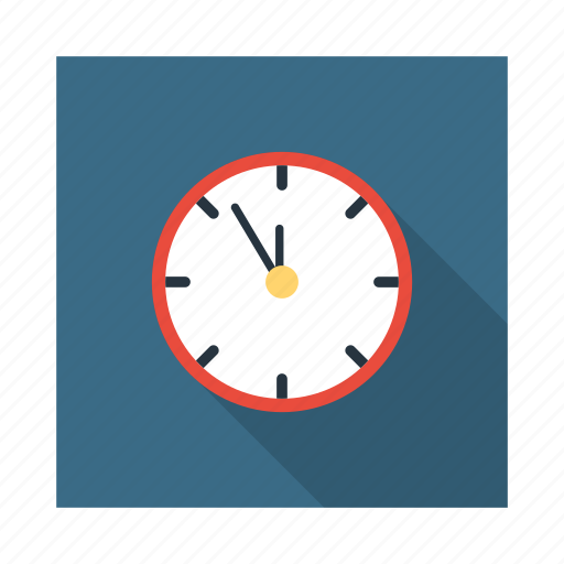 Clock, time, alarm, alert, hour, timer, watch icon - Download on Iconfinder