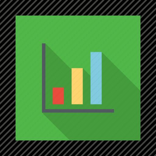 chart, diagram, graph, pie bar, statics, statistics icon