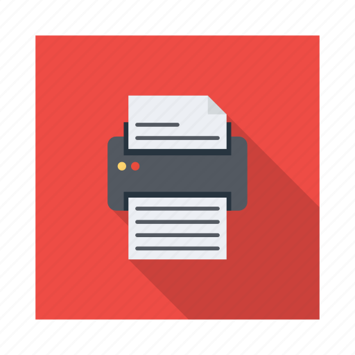 copy, document, paper, print, printer, scanner, sheet icon