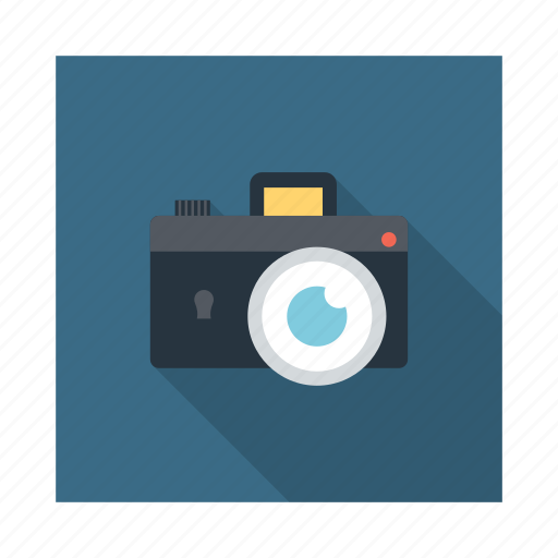 camera, gallery, image, photography, picture, video icon