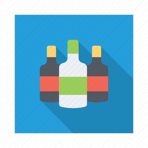 alcohol, beverage, bottle, drink, water, wine icon