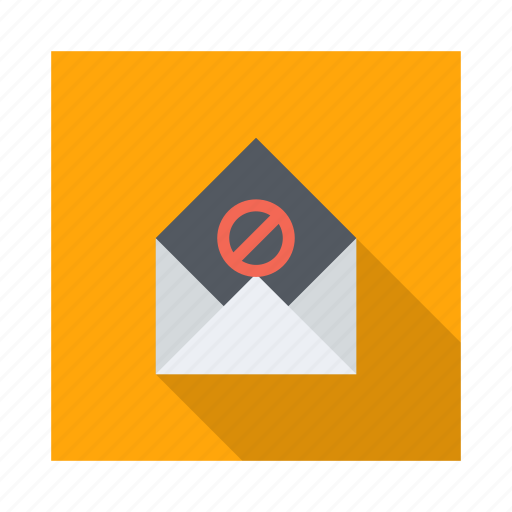email, error, inbox, letter, mail, message icon
