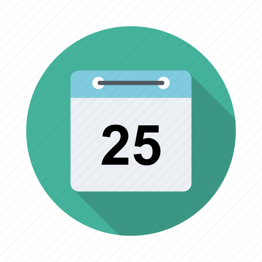 calendar, date, event, month, year icon
