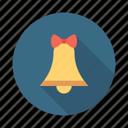 alarm, alert, attention, bell, notification, ring icon