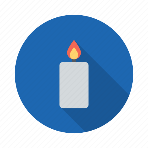 Candle, birthday, celebration, light, party icon - Download on Iconfinder