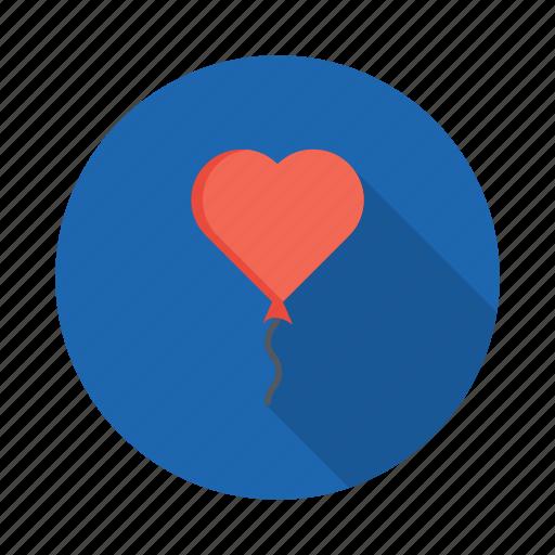 balloon, birthday, celebration, decoration, festival, ornament, party icon