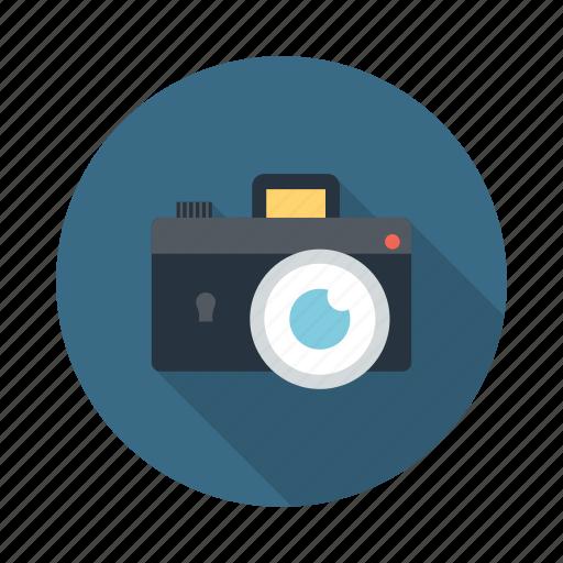 camera, digital, gallery, image, movie, picture icon