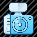 camera, device, media, news icon