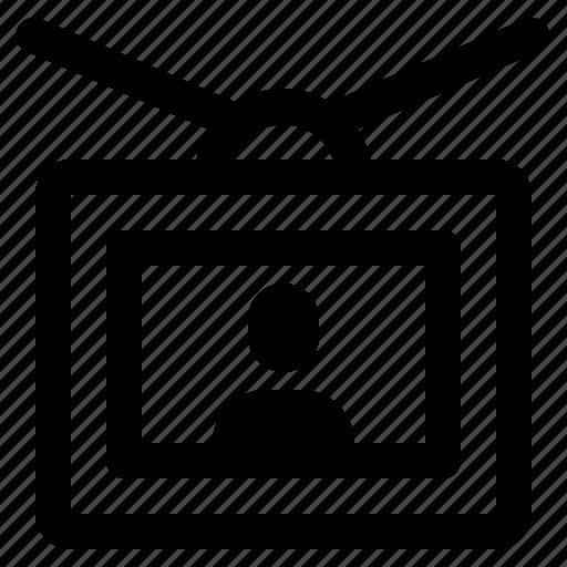 broadcast, interest, magazine, news, reportage, tv0 icon