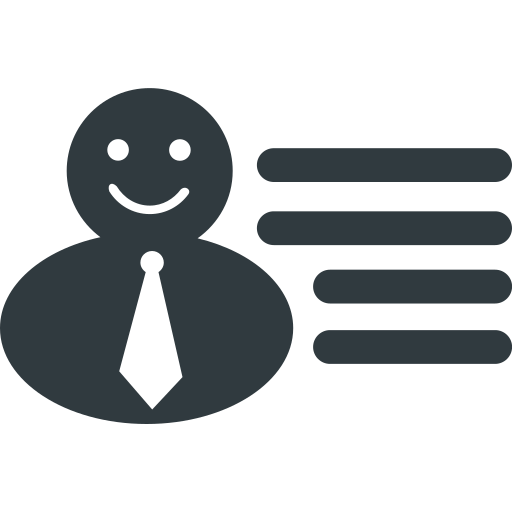 about, businessman, description, men, people, profile, tie icon