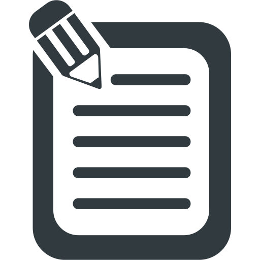 compose, content, document, pencil, script, sheet, write icon