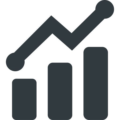 analytics, charts, diagram, graph, marketing, seo, statistic icon