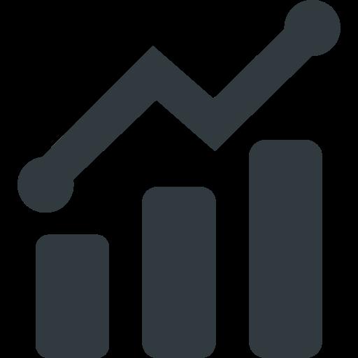 analytics, charts, diagram, graph, marketing, seo, statistic icon