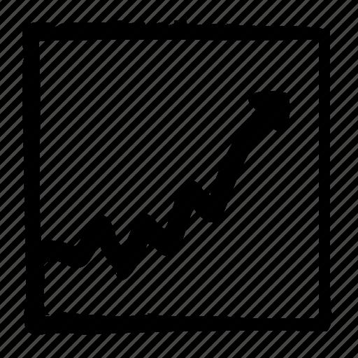 business, information, journalist, news, report, stocks icon