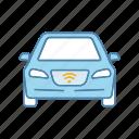 automobile, autonomous, driverless, nfc, self-driving, smart car, vehicle