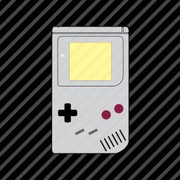 console, gameboy, gamepad, handheld, nintendo, portable, retro icon
