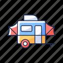 camper, trailer, roadtrip, motorhome