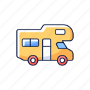 vehicle, trailer, caravan, camping