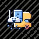 trailer, vehicle, camper, motorhome