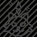 nft, blockchain, crypto, non-fungible token, game, kitty icon