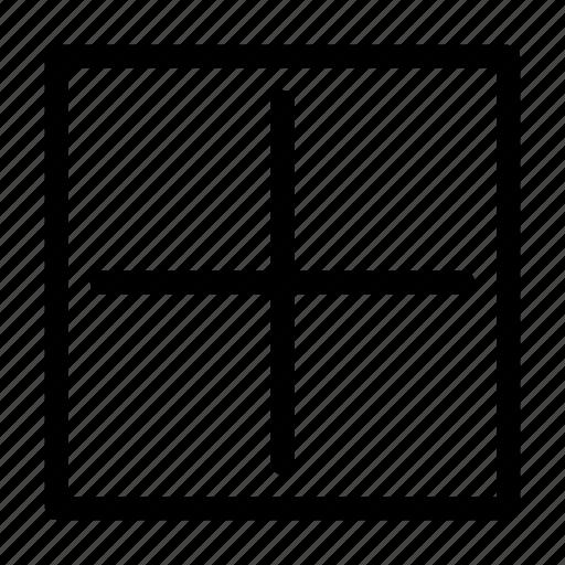 Essential, plus, square, ui icon - Download on Iconfinder