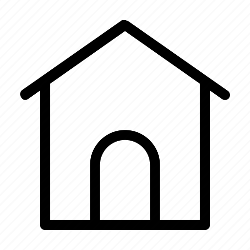 building, essential, home, house, ui icon