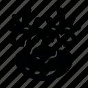 noth, pole4, зверь, олень, рождество, санта клаус icon
