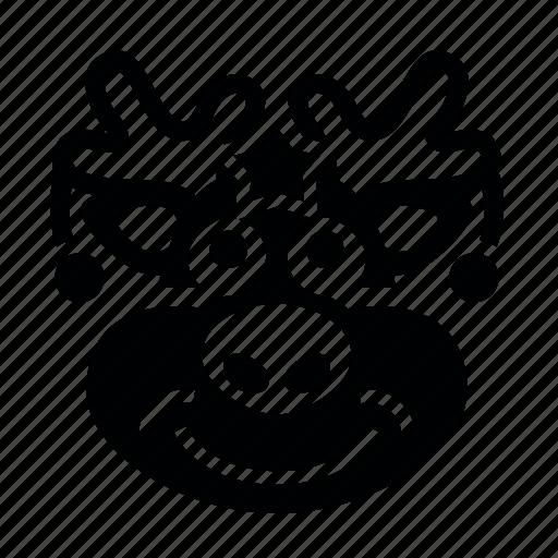 noth, pole6, оленёнок, рождетсво icon