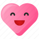emoji, emotion, face, feeling, happy, notification, smile icon
