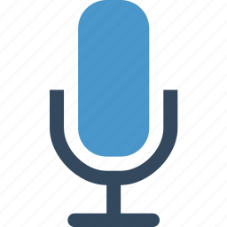 mic, microphone, record, recording, sound, sound recorder icon